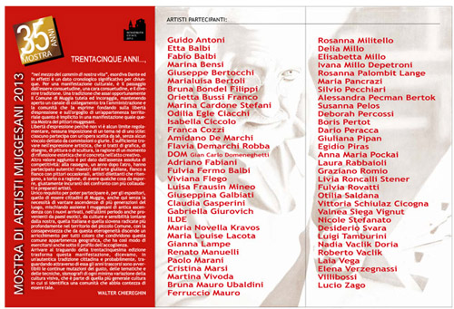 Catalogo 35 Mostra Artisti Mugges 2013.cdr